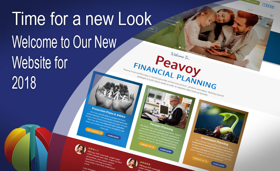 Peavoy Financial Planning Neww Website